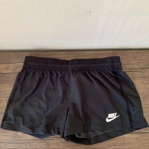 Nike Loose Black Running Shorts